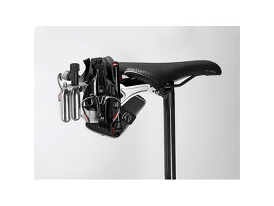 ELITE Skekane rear mount system black