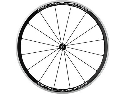 SHIMANO WH-R9100-C40-CL Dura-Ace wheel, Carbon clincher 35mm, front Q/R