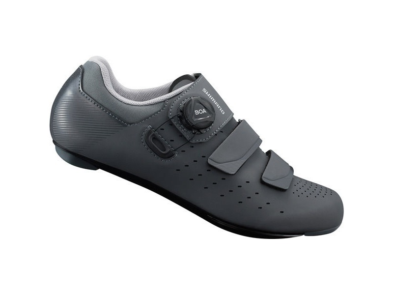 SHIMANO RP4W SPD-SL Women's Shoes, Grey click to zoom image