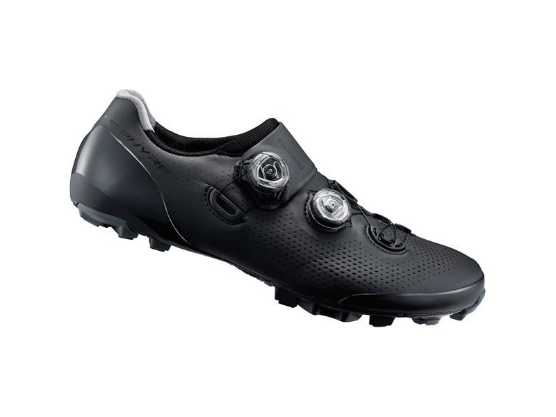 SHIMANO S-PHYRE XC9 (XC901) SPD Shoes, Black click to zoom image
