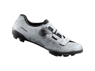 SHIMANO RX8 SPD Shoes, Silver