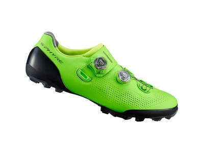 SHIMANO S-PHYRE XC9 (XC901) SPD Shoes, Green