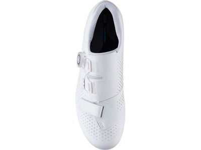 SHIMANO RC5W SPD-SL Women's Shoes, White click to zoom image