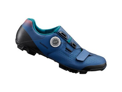 SHIMANO XC5W (XC501W) SPD Women's Shoes, Navy