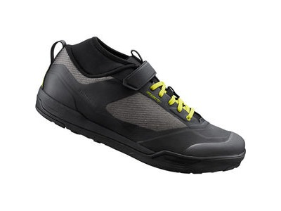 SHIMANO AM7 (AM702) SPD Shoes, Black