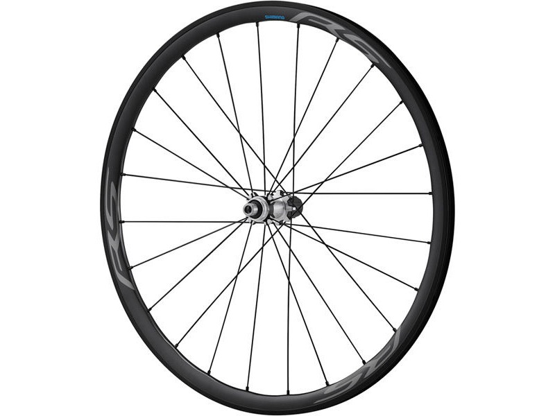 SHIMANO RS770 C30-TL Tubeless compatible for Centre-Lock disc, 142x12mm axle, rear click to zoom image