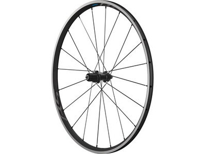 SHIMANO WH-RS300 clincher wheel, 9/10/11-speed, 130 mm Q/R axle, rear, black