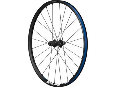 SHIMANO WH-MT500 MTB wheel, 27.5 in (650B), 12 x 148mm boost E-thru, rear, black