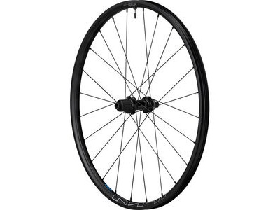 SHIMANO WH-MT600 tubeless compatible wheel, 27.5 in, 12 x 148 mm axle, rear, black