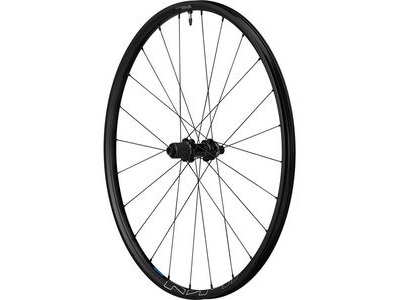 SHIMANO WH-MT600 tubeless compatible wheel, 29er, 12 x 142 mm axle, rear, black