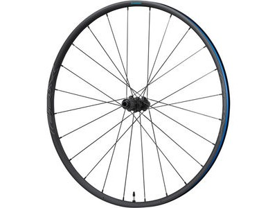 SHIMANO WHRX570R1270H-RX570 700C wheel, 11/10-speed, 12x142mm E-thru, Center Lock disc,