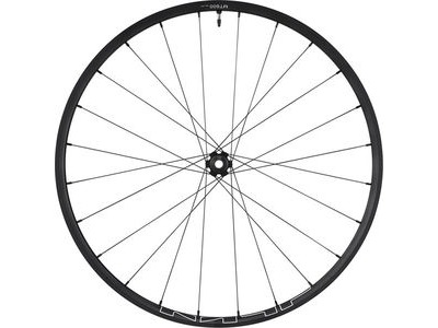 SHIMANO WH-MT600 tubeless compatible wheel, 29er, 15 x 100 mm axle, front, black
