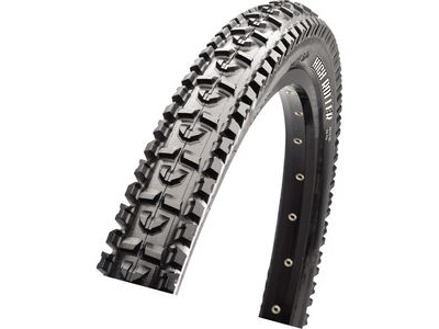 MAXXIS High Roller II 27.5x2.40 60TPI Folding Single Compound SilkShield / eBike