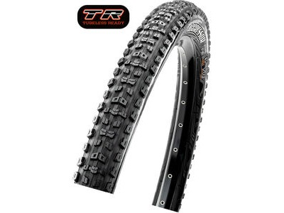 MAXXIS Aggressor 27.5x2.50WT 60 TPI Folding Dual Compound EXO/TR