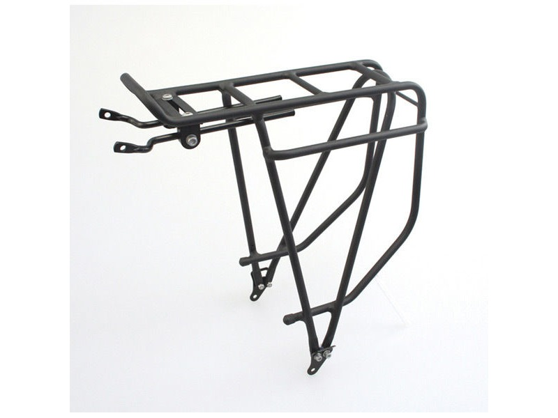 M PART Summit rear pannier rack alloy black click to zoom image
