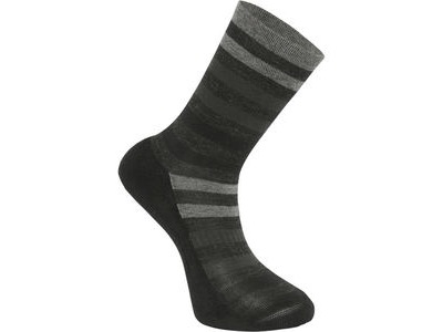 MADISON Isoler Merino 3-season sock, black fade