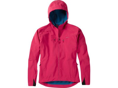 MADISON Zena women's softshell jacket, rose red