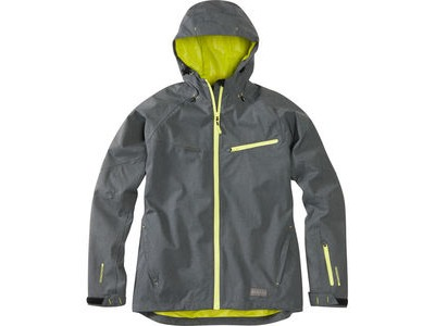 MADISON Leia women's waterproof jacket, dark shadow