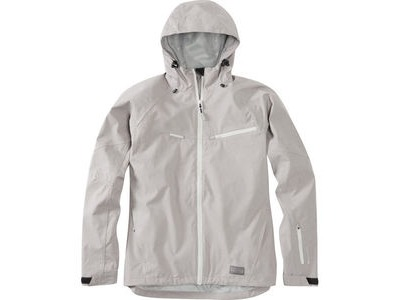 MADISON Leia women's waterproof jacket, cloud grey