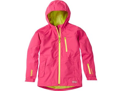 MADISON Roam youth waterproof jacket, rose red
