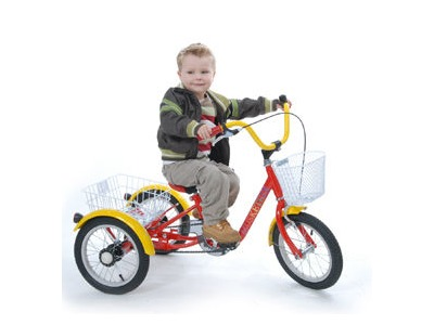 MISSION MUSKETEER childs trike 14 inch