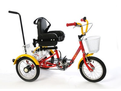 MISSION Musketeer specialy adapted tricycle