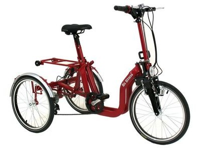 MISSION Di Blasi R32 Junior Folding Trike